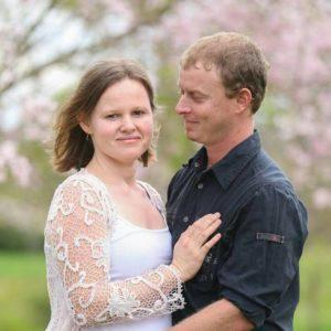 Scott & Jolene Varro Hugging